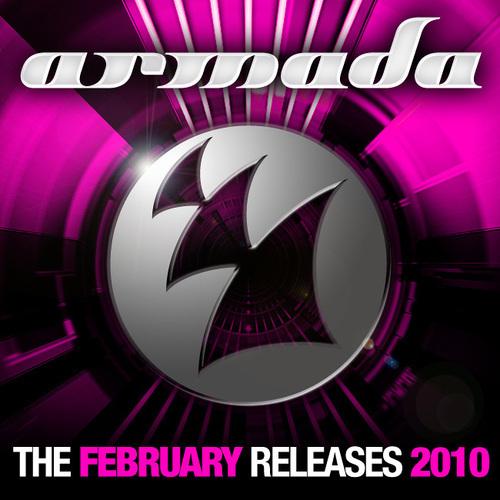 Album Art - Armada February Releases - 2010