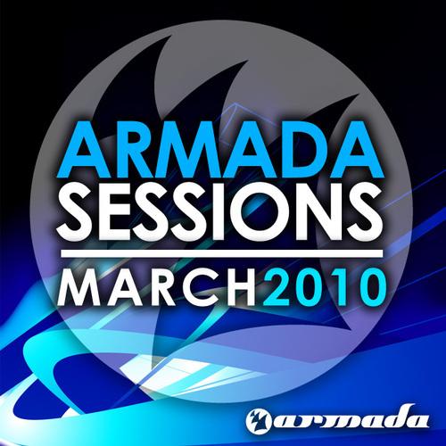 Album Art - Armada Sessions March - 2010
