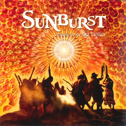 Album Art - Sunburst Compiled By DJ Toru