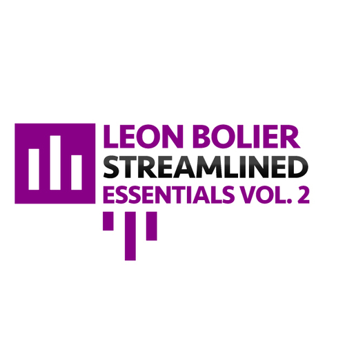 Album Art - Streamlined Essentials By Leon Bolier Volume 2