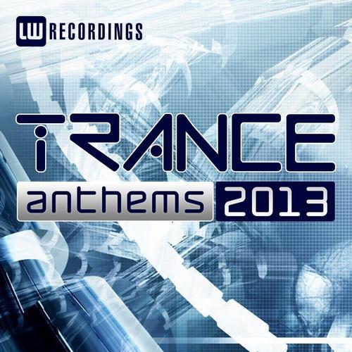 Album Art - 2013 Trance Anthems