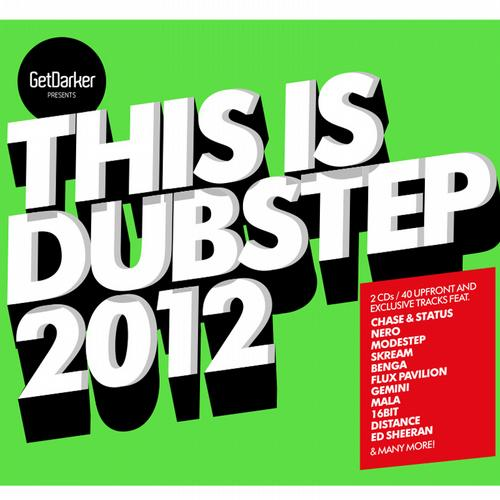 Album Art - This Is Dubstep 2012 (GetDarker Presents)