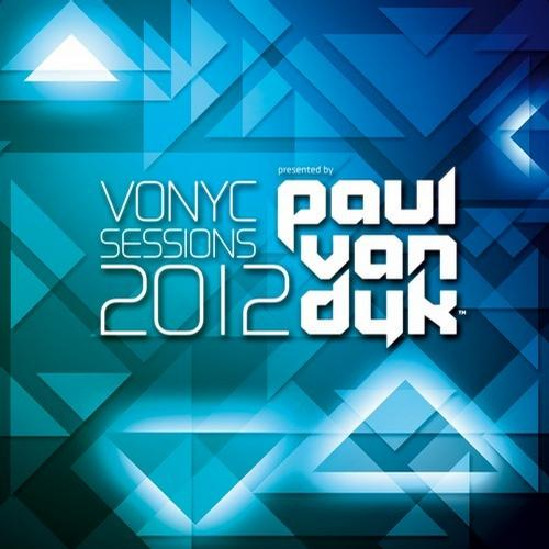 Album Art - Vonyc Sessions 2012 Presented By Paul van Dyk