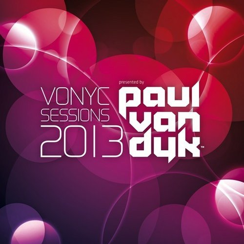 Album Art - VONYC Sessions 2013 - Presented by Paul van Dyk
