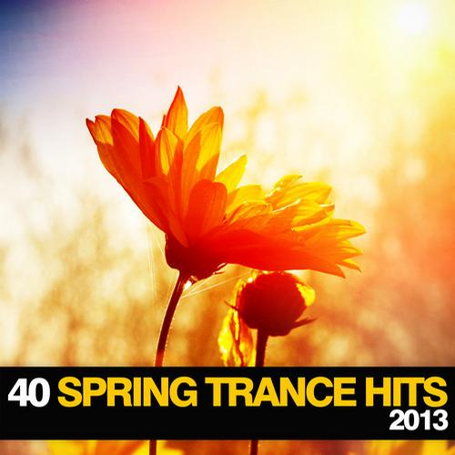 Album Art - 40 Spring Trance Hits 2013