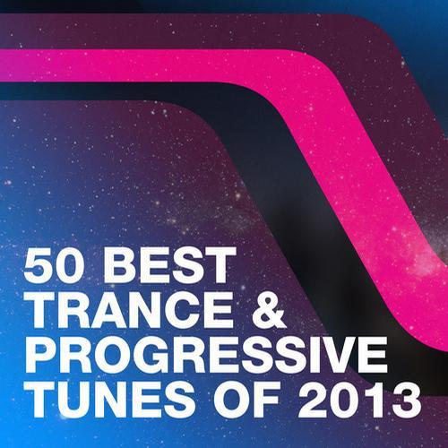 Album Art - 50 Best Trance & Progressive Tunes Of 2013