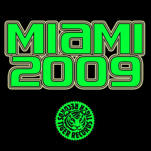 Album Art - Miami 2009