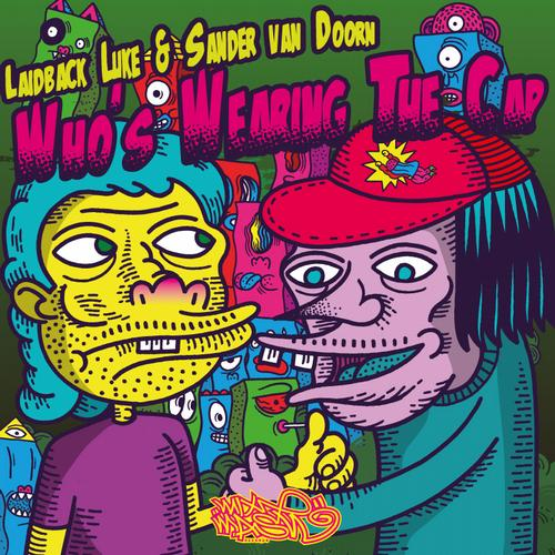 Album Art - Who's Wearing The Cap