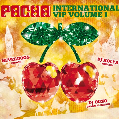 Album Art - Pacha International VIP Volume 1