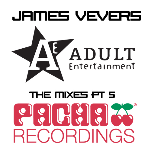 Album Art - Adult Entertainment With James Vevers: The Red Mixes Pt. 5