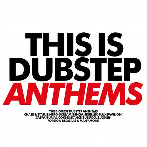 Album Art - This Is Dubstep Anthems