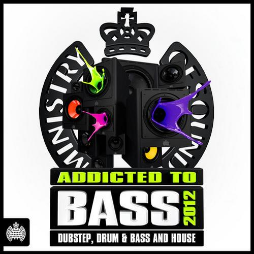 Album Art - Addicted To Bass 2012 - Dubstep, Drum & Bass and House