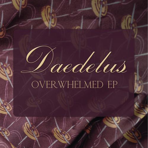 Album Art - Overwhelmed EP