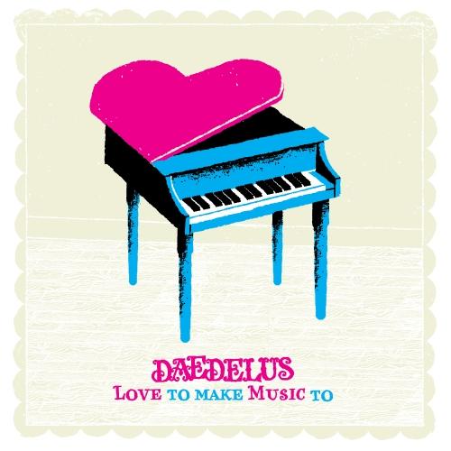 Album Art - Love To Make Music To