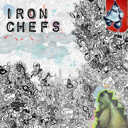 Album Art - Iron Chefs