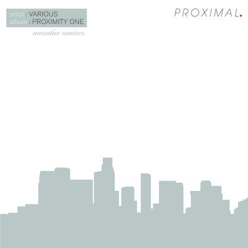 Proximity One: Narrative Remixes Album Art