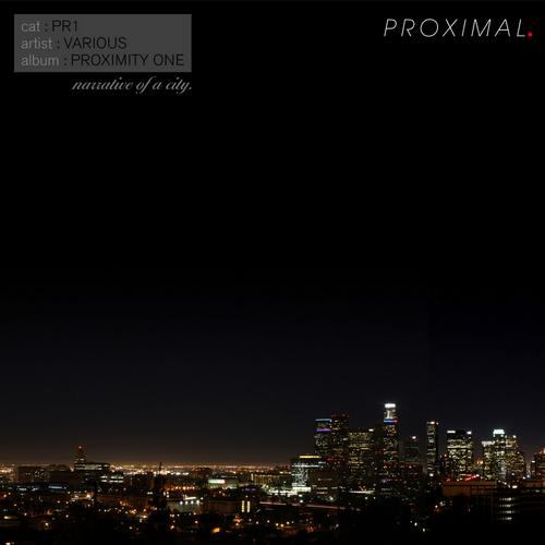 Album Art - Proximity One: Narrative of a City