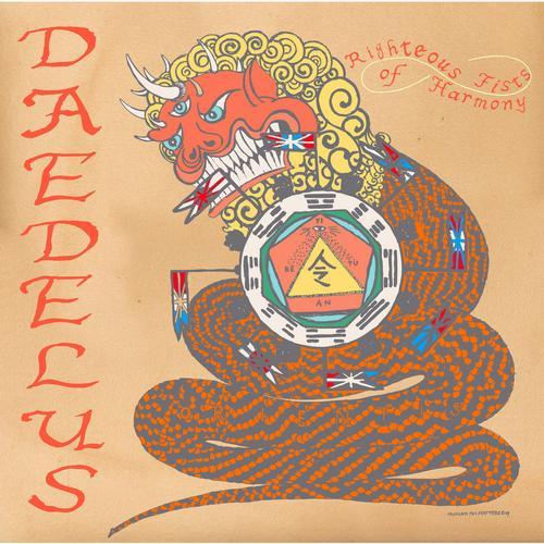 Album Art - Righteous Fists of Harmony