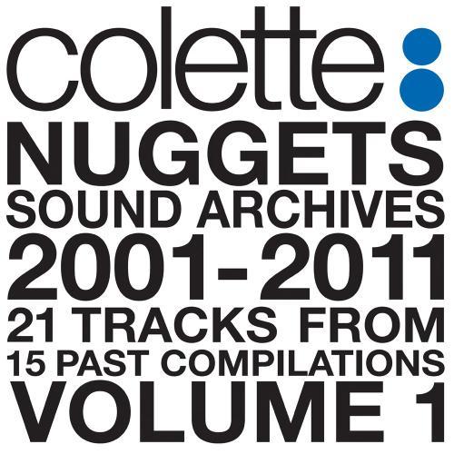 Colette Nuggets, Volume 1 Album Art