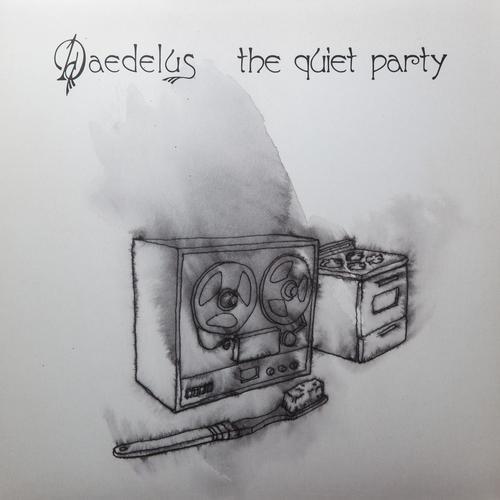 Album Art - The Quiet Party