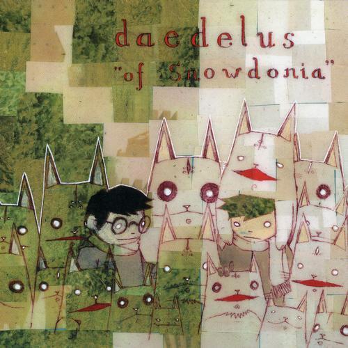 Of Snowdonia Album Art