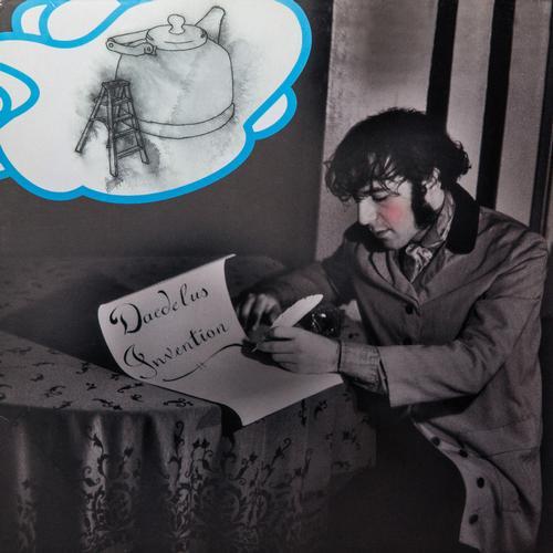 Album Art - Invention