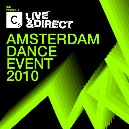 Album Art - Cr2 Amsterdam Dance Event
