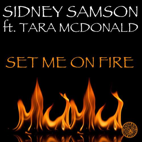 Album Art - Set Me On Fire