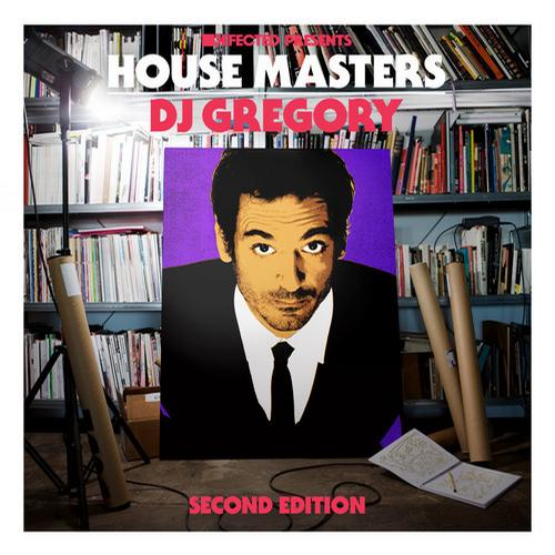 Album Art - Defected presents House Masters - DJ Gregory (Second Edition)