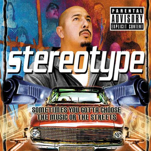 Album Art - Stereotype