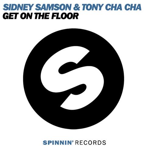 Album Art - Get On The Floor