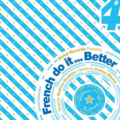 Album Art - French Do It Better Vol. 4 (Mixed by Mathieu Bouthier)