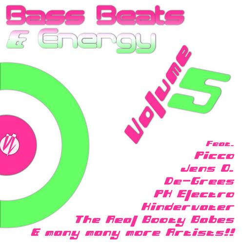 Album Art - Bass Beats & Energy Volume 5