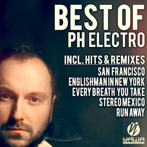 Album Art - Best of Ph Electro