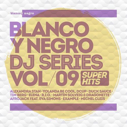 Blanco Y Negro DJ Series Vol.9 Super Hits Album Art