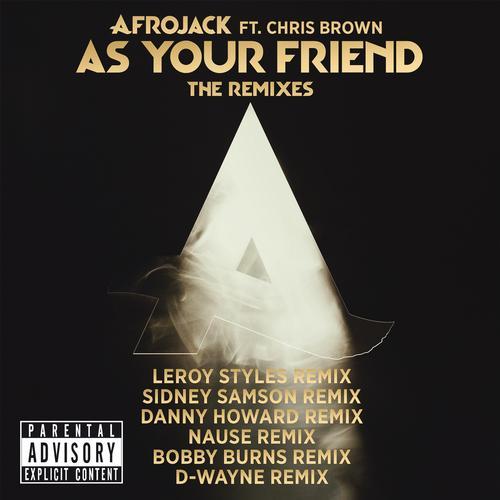 Album Art - As Your Friend (The Remixes )