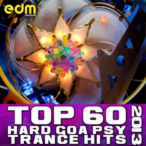 Album Art - Top 60 Hard Goa Psytrance Hits 2013