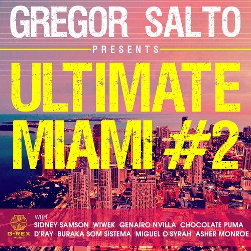 Album Art - Gregor Salto Ultimate Miami 2