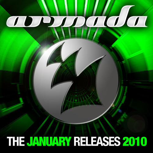 Album Art - Armada January Releases - 2010