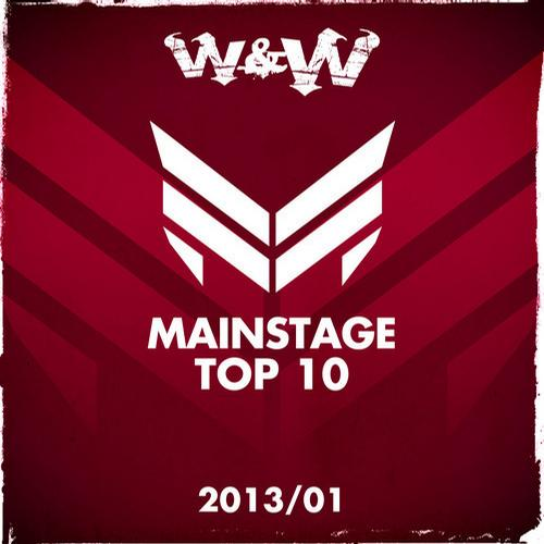 Album Art - Mainstage Top 10 - 2013-01