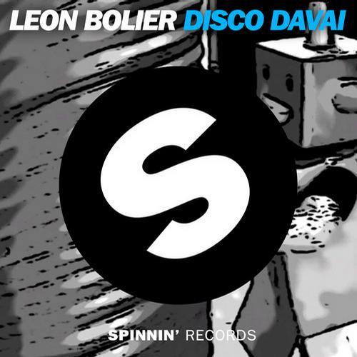 Disco Davai Album Art