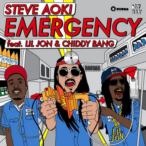 Album Art - Emergency (feat. Lil Jon & Chiddy Bang) - Remixes