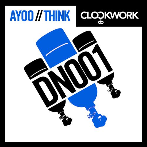 Album Art - NITRUS x GDD presents DIRTYNITRUS001: Clockwork - AYOO/THINK