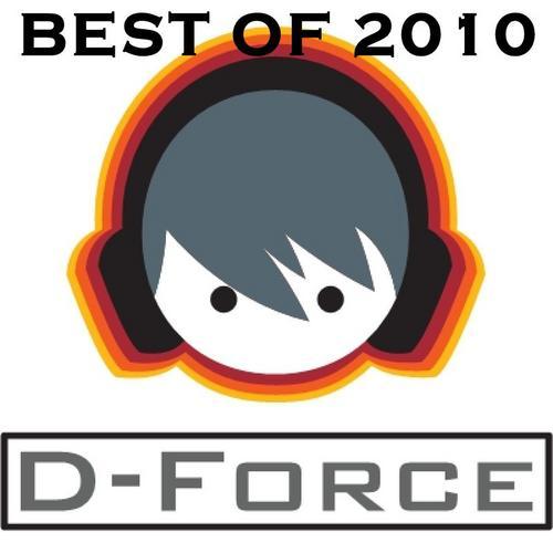 Best Of D-force Records 2010 Album Art