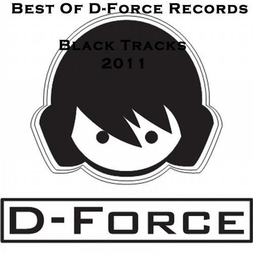 Album Art - Best Of D-force Records 2011 Black Tracks
