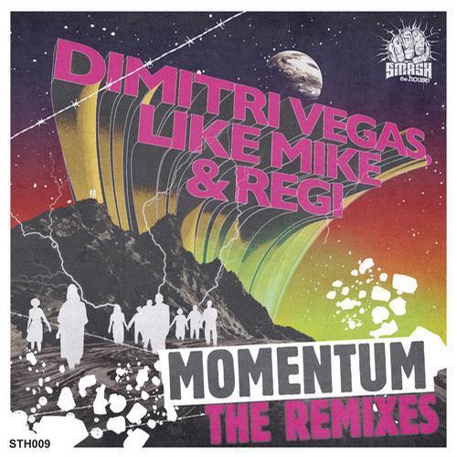 Album Art - Momentum (The Remixes)