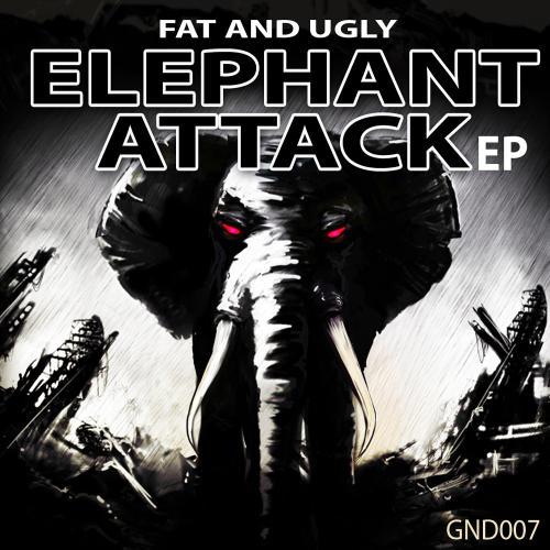 Album Art - Elephant Attack EP