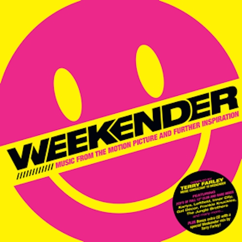 Album Art - Weekender (Music From The Motion Picture And Further Inspiration)