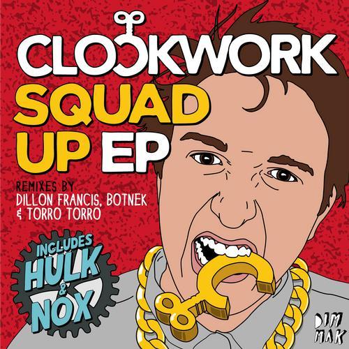 Album Art - Squad Up EP