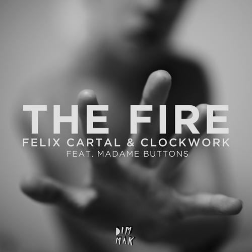 Album Art - The Fire (feat. Madame Buttons)